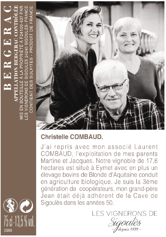 Famille Combaud